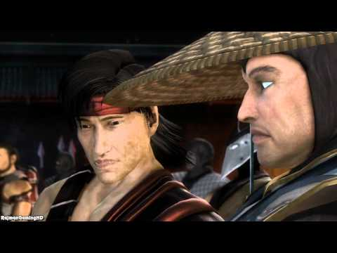 Mortal Kombat 9 'Opening Cinematic' TRUE-HD QUALITY