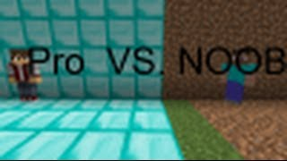 getlinkyoutube.com-Minecraft Noob VS Pro