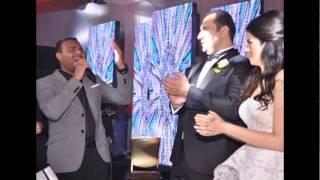 getlinkyoutube.com-فرح بنت فيفى عبدة هنادى ورقص الفنانات - افراح الفنانين 2016 - افراح الفنانين المصريين