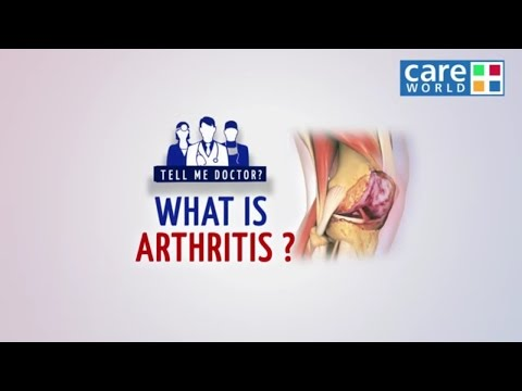 What Is Arthritis? - Dr. Mahesh Kuwelker - Tell Me Doctor