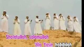 getlinkyoutube.com-ARABIC SALAM (Aala Yasin Habibillah) HADAR MUSTAFA, By : Lajpals