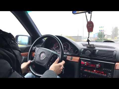 Руль от Альпины в Е38