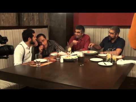Shame IRani season 1 part 1 Ashkan Khatibi - شام ایرانی فصل اول اشکان خطیبی