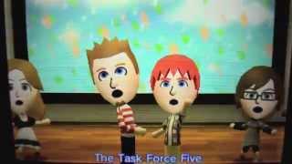 getlinkyoutube.com-Tomodachi Life Task Force Five Opera Song