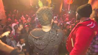 "getlinkyoutube.com-iLOVEMAKONNEN Performs ""Tuesday"" and Gets Attacked at SOBs, NYC"