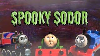 getlinkyoutube.com-Monsters Everywhere TCC Karaoke |Thomas & Friends: Spooky Sodor Ep. #2| Thomas & Friends