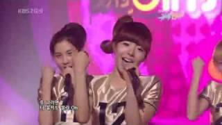 getlinkyoutube.com-Oh! - SNSD live in KBS
