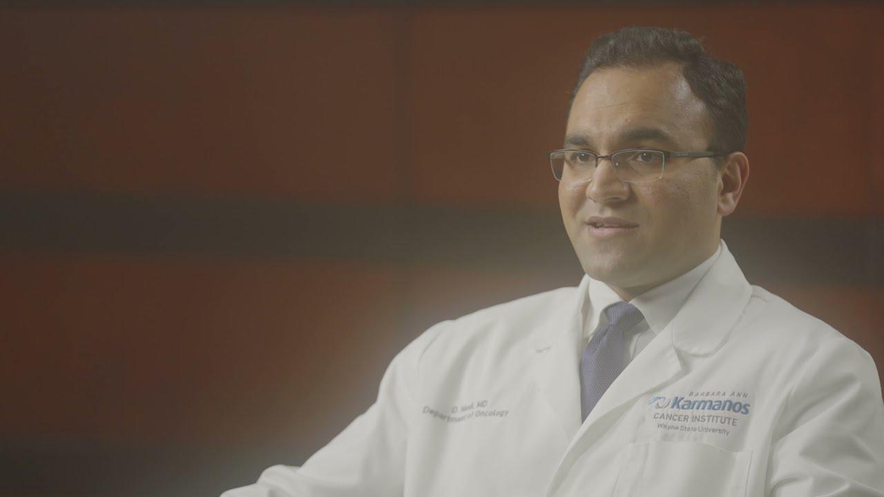 Meet Dr. Dipenkumar Modi - Medical Oncology video thumbnail
