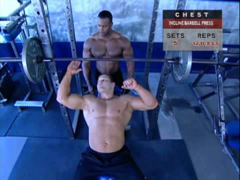 Muscle & Fitness - Chest and shoulders - Part 2