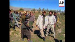 Heavy fighting around Kabul, Taliban Jets Pound Village Killing 20 People, Taliban Forces Bomb Capit