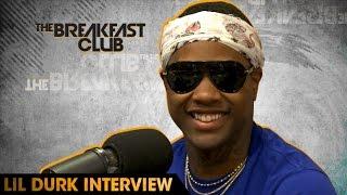 getlinkyoutube.com-Lil Durk Interview With The Breakfast Club (8-1-16)