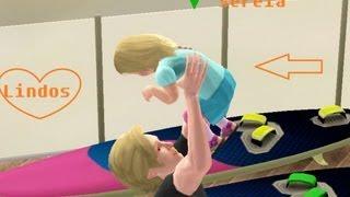 getlinkyoutube.com-Bebê Sereia # Alienígena Entrometido # Game Play