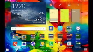 getlinkyoutube.com-Samsung galaxy note 10.1 2014 edition Lollipop