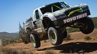 Monster Energy Rocks the 2013 Baja 500!