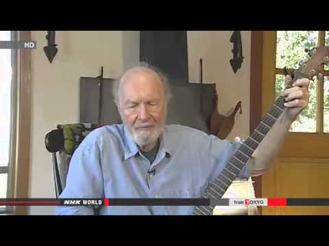 US folk singer Pete Seeger dies at 94