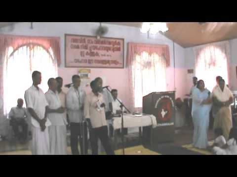 Church of God In India Ezhamkulam, Ype & S.S 2012 Annual Meeting