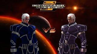 getlinkyoutube.com-[KOF Memorial Lv.2 UM] Voltage Zero vs Boss Original Zero