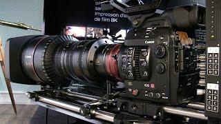 getlinkyoutube.com-Technology Demo: Canon 8K Camera in Paris