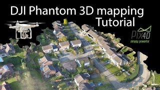getlinkyoutube.com-Ultimate Pix4D tutorial 3D mapping