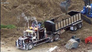 King Hauler Tamiya Smoke RC Truck LKW ♦ Erlebniswelt Modellbau Kassel 2015 Modellbaumesse