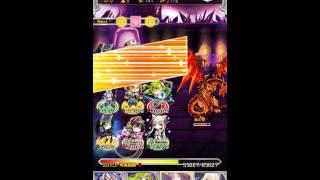 getlinkyoutube.com-[千メモ!【つなゲー】サウザンドメモリーズ [RPG]] ガルスインフェルノ/突(魔パ