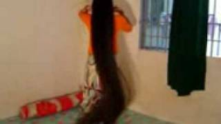 getlinkyoutube.com-Long hair ever