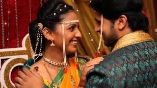 getlinkyoutube.com-Shree Janahvi Wedding Video Edited By Pratiksha