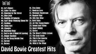 getlinkyoutube.com-David Bowie Greatest Hits [Full Album] || David Bowie's 30 Biggest Songs