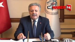 Cumhurbaşkanı Recep Tayyip Erdoğan Erzincan'a Geliyor