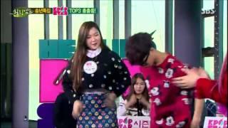 "getlinkyoutube.com-[HD] Kpop Star Dance Battle - AKMU & Lee Hi ""I Am The Best"""