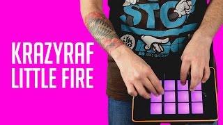 getlinkyoutube.com-KRAZYRAF - LITTLE FIRE - ELECTRO DRUM PADS 24