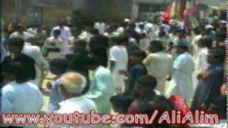 10th Muharram 1992 Madina Syedan 1413 Hijri part 2/6