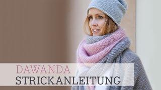 getlinkyoutube.com-DaWanda Strickanleitung: Easy Dreieckstuch