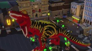 getlinkyoutube.com-LEGO Batman 3: Beyond Gotham - All Red Brick / Cheat Locations (Complete Guide)