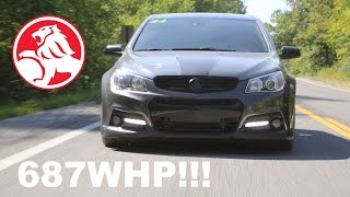 Supercharged 687WHP Chevy SS! | Better Than A Hellcat?