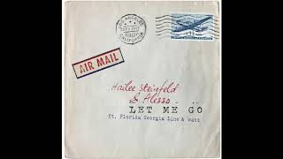 "Hailee Steinfeld & Alesso (ft. Florida Georgia Line & watt) - ""Let Me Go"" (Official Audio)"