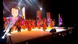 Colours of the World. Yeni bir dunya! Indonesia 11.04.2015