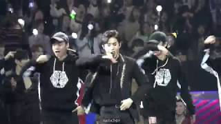 171201 EXO(엑소)-Power(SUHO focus)full@2017 MAMA in Hong Kong[4K]