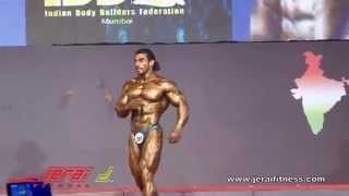 getlinkyoutube.com-Sangram Chougule's Winning Performance -  Mr World 2014 - Sangram Chougule
