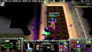 getlinkyoutube.com-Warcraft III Bleach vs One Piece Gameplay Episode 2