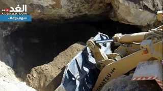 اكتشاف كهف إسلامي أثري في عمّان الغربيّة