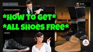 getlinkyoutube.com-NBA 2K16 TIPS • HOW TO GET ALL YOUR SHOES FREE • KEEP YOUR VC!!!