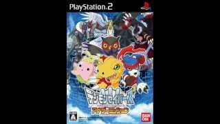 getlinkyoutube.com-Digimon World Data Squad Soundtrack - First Boss Battle