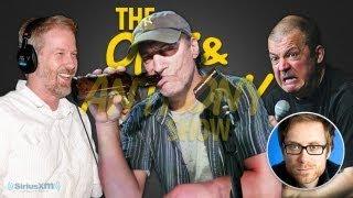 Opie & Anthony: Stephen Merchant (09/24/13)