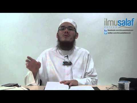 Ustaz Idris Sulaiman - Orang yang Takutkan Kebesaran Allah & Menahan Diri daripada Hawa Nafsu