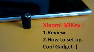getlinkyoutube.com-Xiaomi MiKey- Interesting yet Cool must have Gadget !