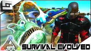 getlinkyoutube.com-ARK: Survival Evolved - ANGLER & ICHTHY TAMING w/ MAZION! S2E74 ( Gameplay )