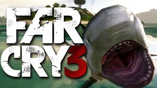 getlinkyoutube.com-Far Cry 3 Funny Moments (ManEater Shark, Highest Point, Reset Outposts)