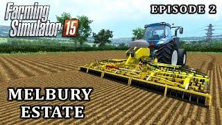 getlinkyoutube.com-Let's Play Farming Simulator 2015 | Melbury Estate | Episode 2