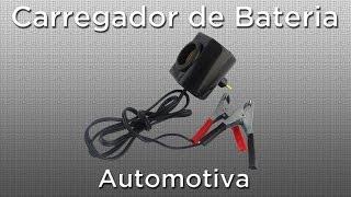 getlinkyoutube.com-Como fazer carregador de bateria automotiva com luz incandescente